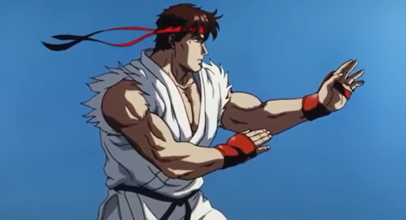 Ryu-The Ultimate World Warrior!.png